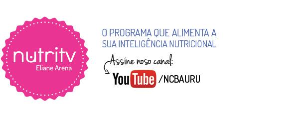 NutriTV - O programa que alimenta a sua inteligência nutricional | Assine o nosso Canal!: www.youtube.com/ncbauru